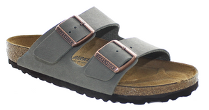 Birkenstock Men's Arizona Sandals Stone