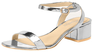 Imagine Women's Bavel Dress Pumps Platinum