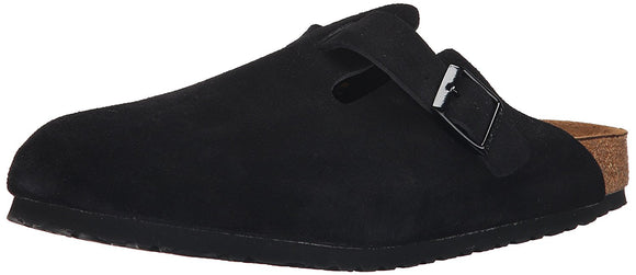 Birkenstock Women's Boston Clogs Black