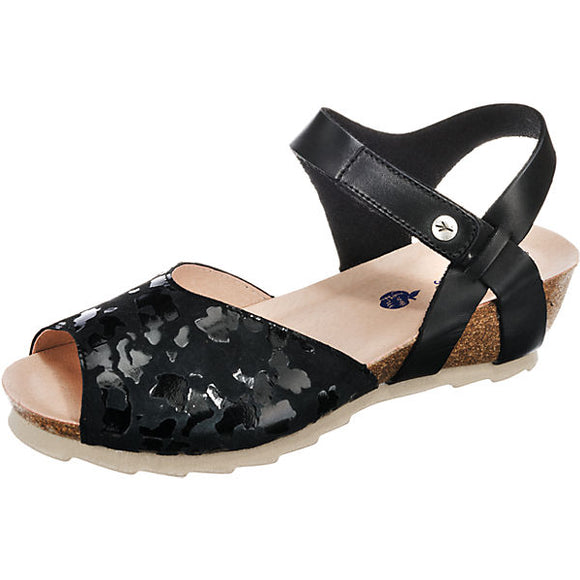 Wanda Panda Women's Biel Wedged Sandals