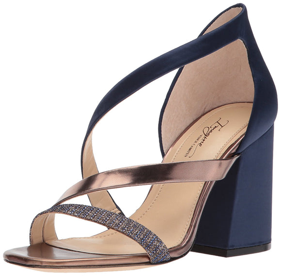Imagine Women's Abi Pumps Inkwell/Bronze