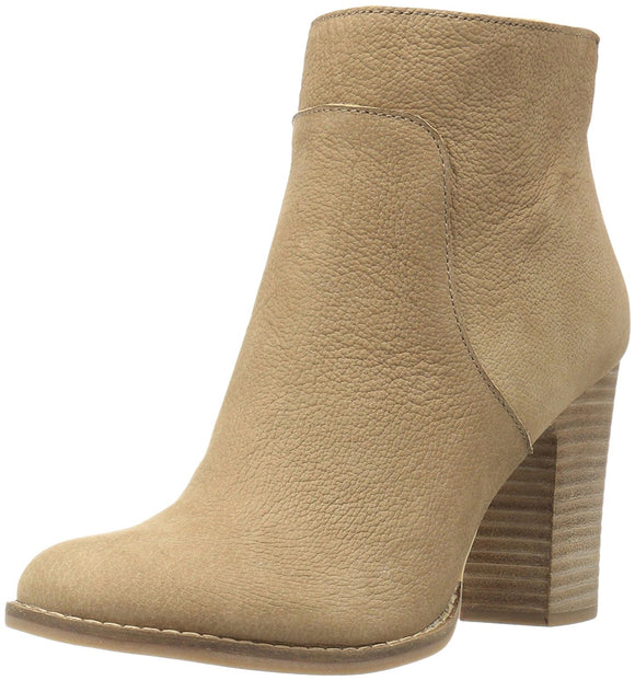 Lucky Women's Liesell Ankle Booties Sesame