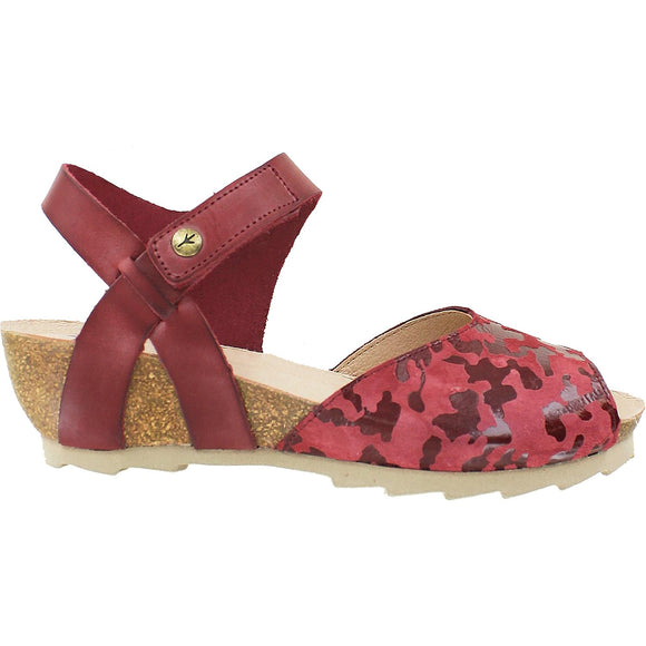 Wanda Panda Women's Biel Sandals Red