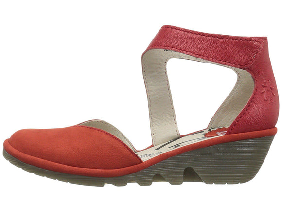 Fly London Women's Pats Wedges Size 6.5-7.0M