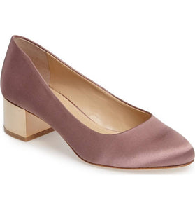 Imagine Women's Helsh Satin Pumps