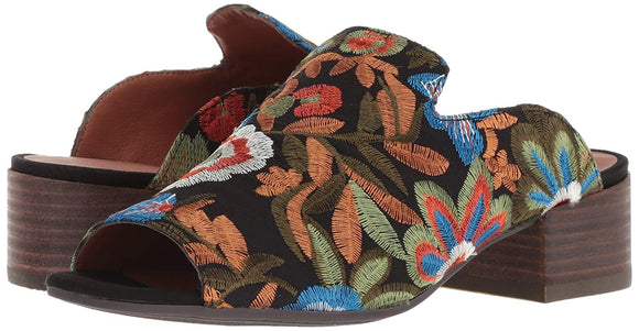Lucky Women's Noomrie Embroidered Mules