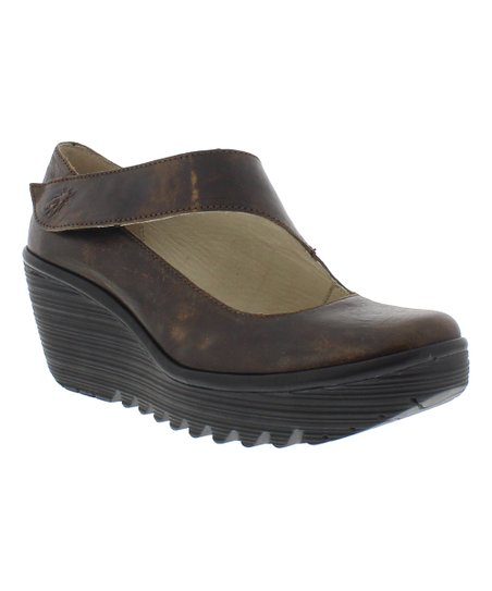 Fly London Women's Yasi Mary Janes Size 5.0M