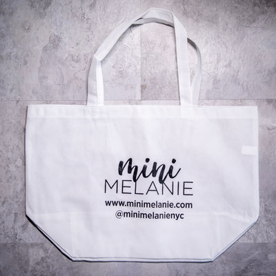 Mini Melanie tote bag