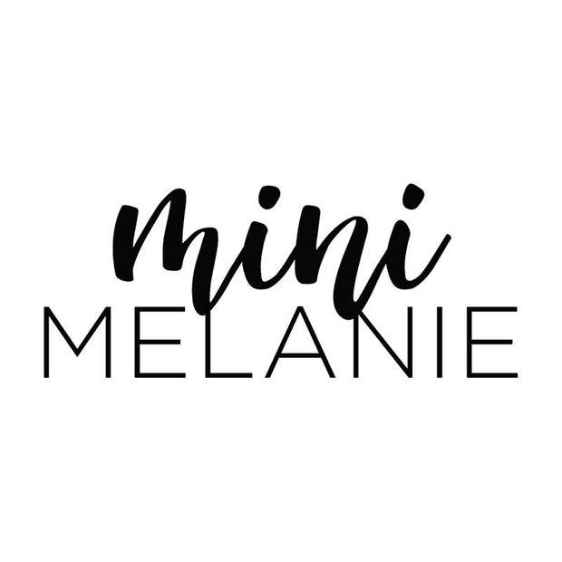 50 Min Mini Melanie Tutorial