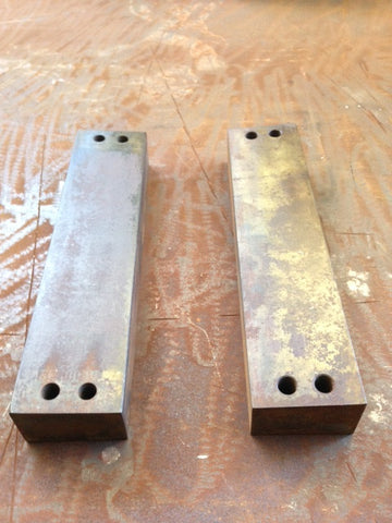 Impactor Bars - Pair to suit GRB 777 XL