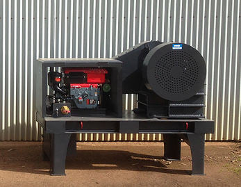 PJC 400x600 - Portable Jaw Crusher