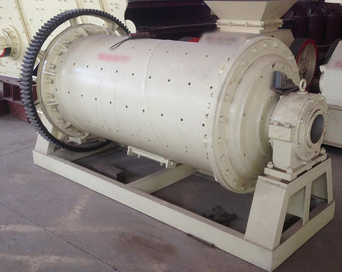 Continuous Feed Ball Mill 1830 x 6400 - CFBM18X64