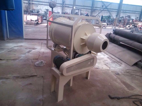 Continuous Feed Ball Mill 600 x 900 - CFBM6X9