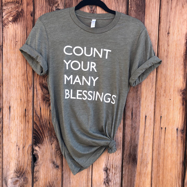 Count Your Many Blessing