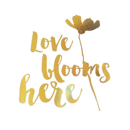Love Blooms Here Shop