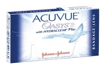 Acuvue Oasys Therapuetic