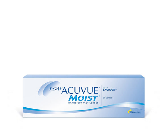 1-Day Acuvue Moist for Astigmatism (+)