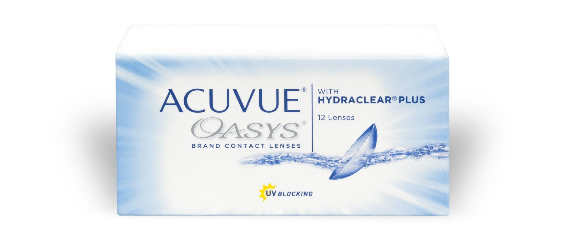 Acuvue Oasys - Contact Lenses - Optical First