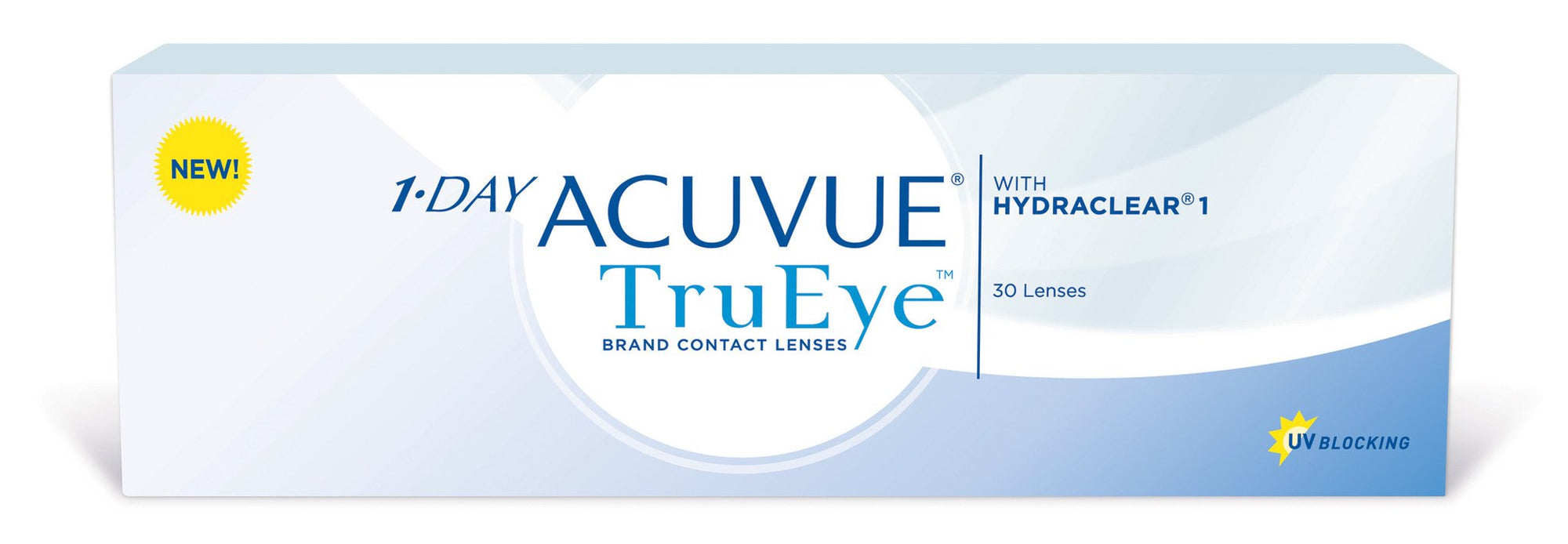 1-Day Acuvue TruEye - Contact Lenses - Optical First