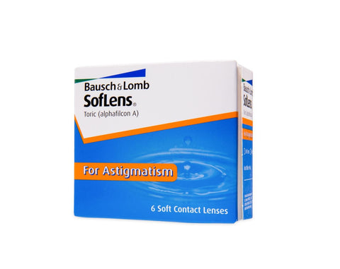 SofLens Toric for Astigmatism - Contact Lenses - Optical First