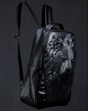 3D Lion Backpack - SOS Clothing Shop - Designed by Manj Musik