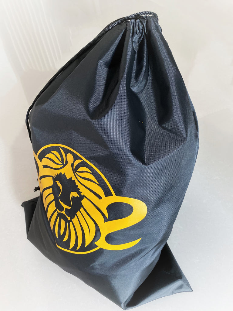 SOS Drawstring Gym Bag