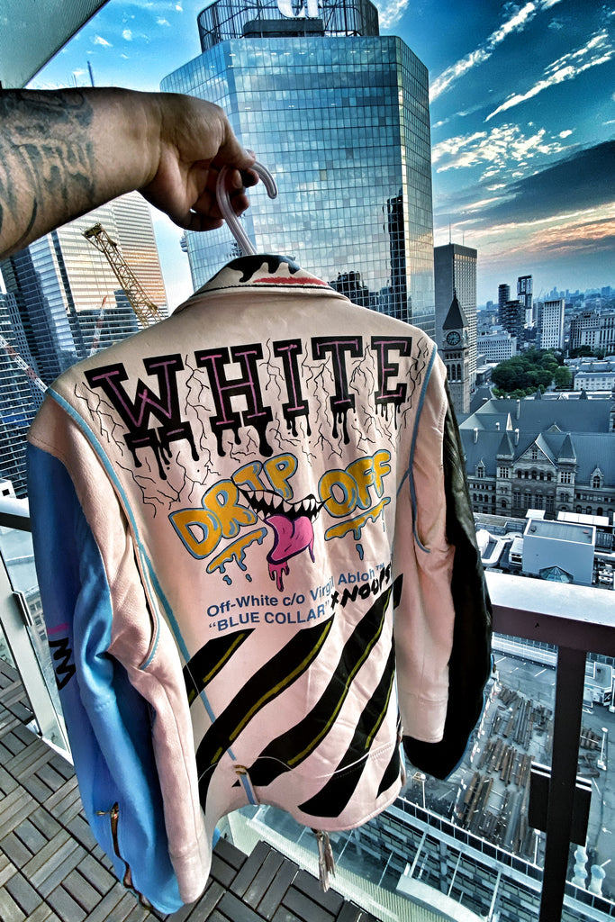 Original OFF WHITE Jacket (Re-work)