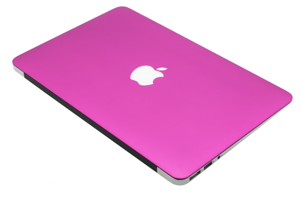 "PINK - Apple MacBook Air 11.6"" Laptop with 1.3GHz Intel Core i5 Processor, 4GB RAM, and 128GB Solid-State Drive (Refurbished)"