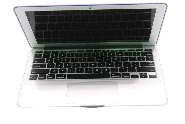"PURPLE - Apple MacBook Air 11.6"" Laptop with 1.3GHz Intel Core i5 Processor, 4GB RAM, and 128GB Solid-State Drive (Refurbished)"