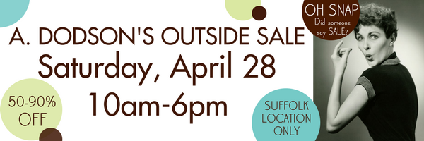 Annual Outside Sale