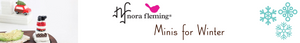 Nora Fleming - Winter Minis