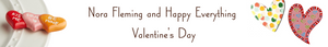 Valentine's Day for Nora Fleming and Happy Everything