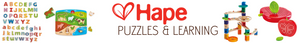 Hape Puzzles & Learning