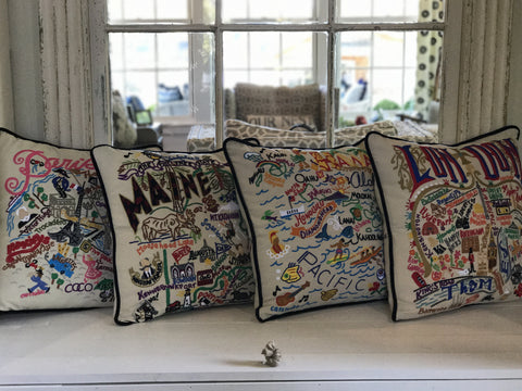 A. Dodson's Catstudio Pillows
