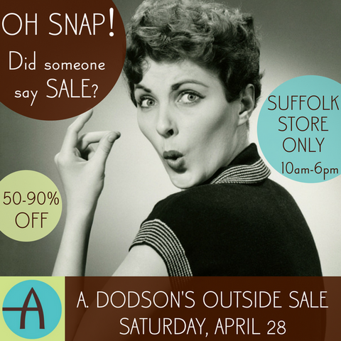 A. Dodson's Annual Outside Sale