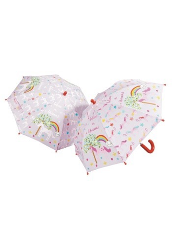 FAIRY UNICORN UMBRELLA, FLOSS AND ROCK - A. Dodson's