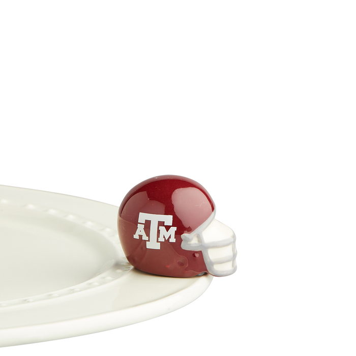 NORA FLEMING TEXAS A&M HELMET MINI A313