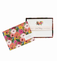 JULIET ROSE SOCIAL STATIONERY SET, Rifle Paper Co - A. Dodson's
