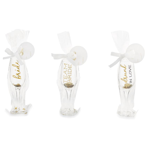 CHAMPAGNE SHOT GLASS SET