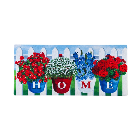 AMERICANA HOME FLOWER POTS SASSAFRAS SWITCH MAT