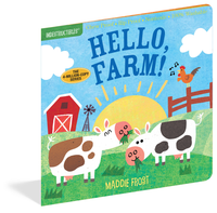 INDESTRUCTIBLES: HELLO FARM, Workman Publishing - A. Dodson's