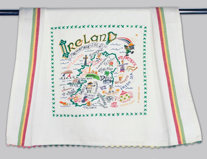 IRELAND DISH TOWEL BY CATSTUDIO Catstudio - A. Dodson's
