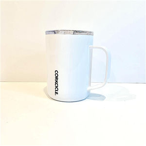 16oz MUG WHITE CORKCICLE, CORKCICLE - A. Dodson's