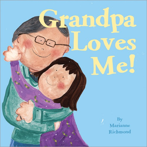 GRANDPA LOVES ME!, Sourcebooks - A. Dodson's