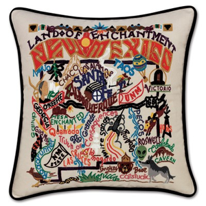 NEW MEXICO PILLOW BY CATSTUDIO, Catstudio - A. Dodson's