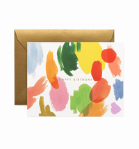 PALETTE BIRTHDAY CARD, Rifle Paper Co - A. Dodson's