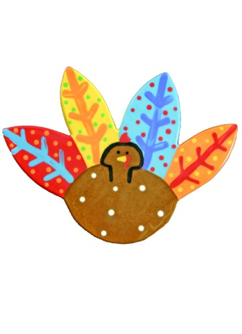 HAPPY EVERYTHING TURKEY MINI ATTACHMENT Happy Everything - A. Dodson's