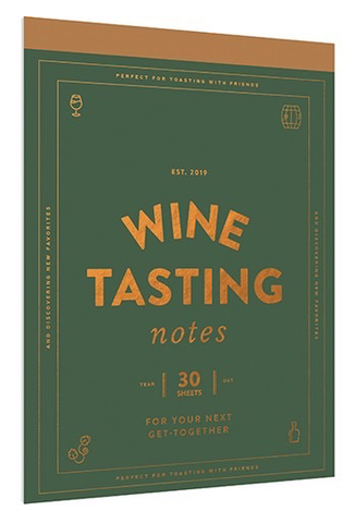 WINE TASTING NOTES, CHRONICLE BOOKS - A. Dodson's