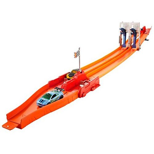 HOT WHEELS SUPER LAUNCH SPEED TRACK