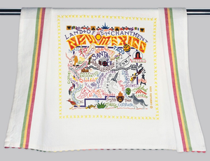 NEW MEXICO DISH TOWEL BY CATSTUDIO Catstudio - A. Dodson's